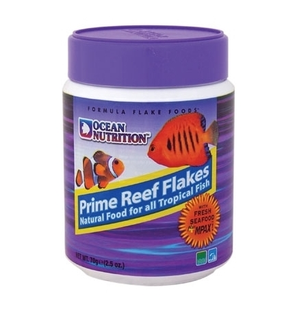 OCEAN NUTRITION, Prime reef flakes 70g