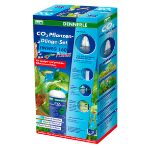 DENNERLE 160 PRIMUS Jetable, kit co2