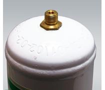 JBL ProFlora u500 Bouteille CO2 à usage unique