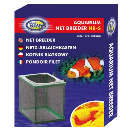 AQUA NOVA Pondoir filet - Small