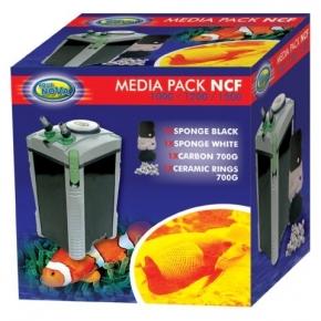 AQUA NOVA Media Pack NCF 1000 / 1200 / 1500