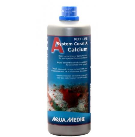 AQUA MEDIC Reef Life Coral A Calcium - 1000 ml