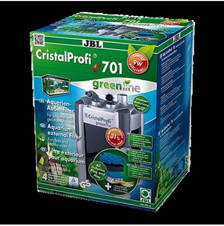 JBL Filtre CristalProfi e701 Aquarium de 60 à 200L