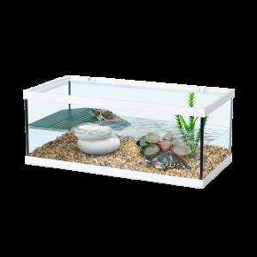 AQUATLANTIS Aqua Tortum 40 - 40x20x18 cm - Blanc