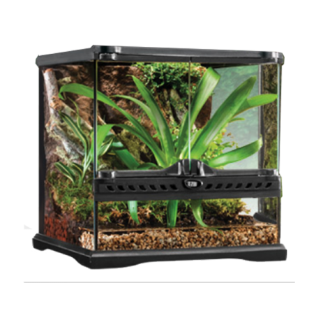 EXO TERRA Natural Terrarium Mini/Wide - 30x30x30 cm