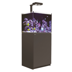 Aquarium RED SEA Reefer Deluxe 170 + Meuble + Eclairage LED - Noir