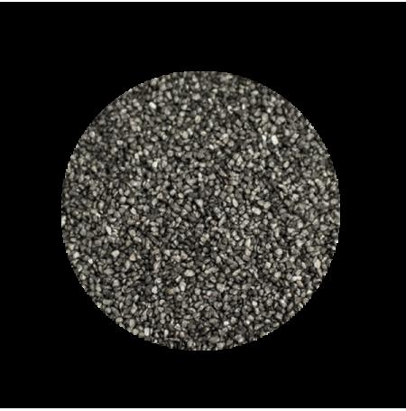sable pour aquarium brescia bergamo gris et noir. Black Bedroom Furniture Sets. Home Design Ideas