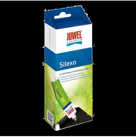 JUWEL Silexo, Silicone noir pour aquarium - 80 ml