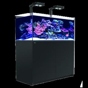 Aquarium RED SEA Reefer Deluxe XL 425 + Meuble + Eclairage LED - Noir