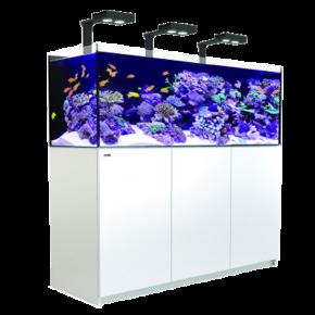 Aquarium RED SEA Reefer Deluxe XL 525 + Meuble + Eclairage LED - Blanc