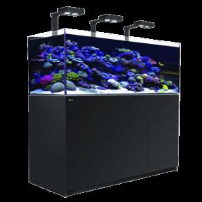 Aquarium RED SEA Reefer Deluxe XL 525 + Meuble + Eclairage LED - Noir