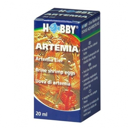 HOBBY OEUFS ARTEMIA - 20 ml
