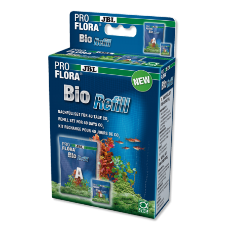 JBL ProFlora BioRefill pour Bio 80 et Bio 160