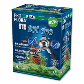 JBL ProFlora m001 DUO - Détendeur CO₂