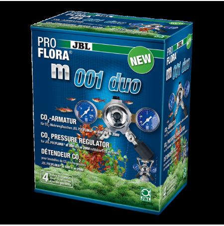 JBL ProFlora m001 DUO - Détendeur CO2
