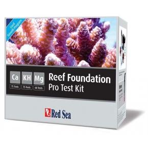 Reef Foundation Pro Multi Test kit (Ca,Alk,Mg)