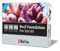 Reef Foundation Pro Multi Test kit (Ca,Alk,Mg)