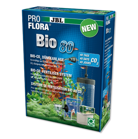 JBL ProFlora Bio 80 - Kit CO2