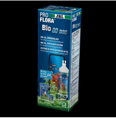 JBL ProFlora Bio 80 eco - Kit CO2