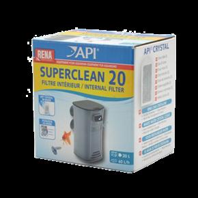 RENA SuperClean 20 - Filtre Pour Aquarium jusqu'à 20 L
