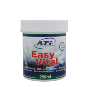 ATI Easy Vital, Clarification de l'eau, Réduction des nutriments et Désintoxication