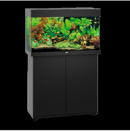 Aquarium Juwel Rio 125 + Meuble - Noir