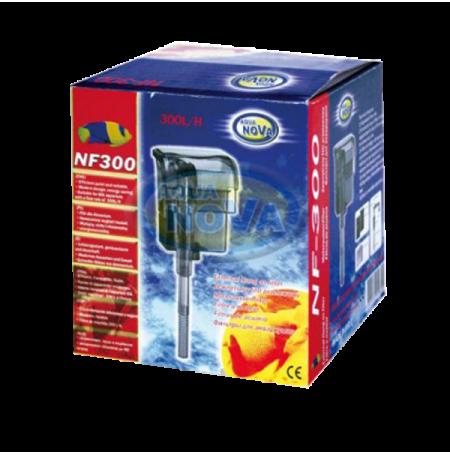 AQUA NOVA NF-300 - Filtre Cascade pour Aquarium jusqu'à 60 litres