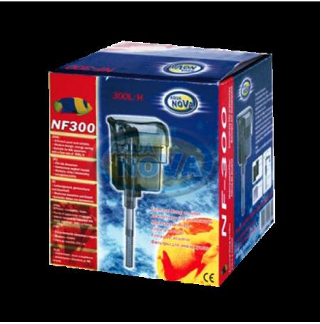 AQUA NOVA NF-450 - Filtre Cascade pour Aquarium jusqu'à 80 litres