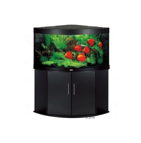 Aquarium Juwel Trigon 350 + Meuble - Noir