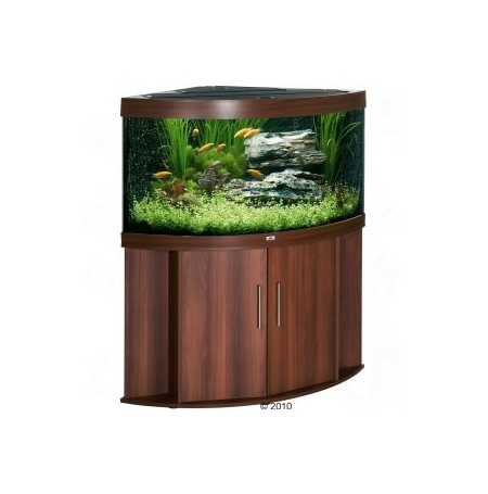 Aquarium Juwel Trigon 350 + Meuble - Brun