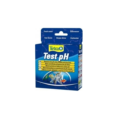 TETRA Test PH - Eau Douce