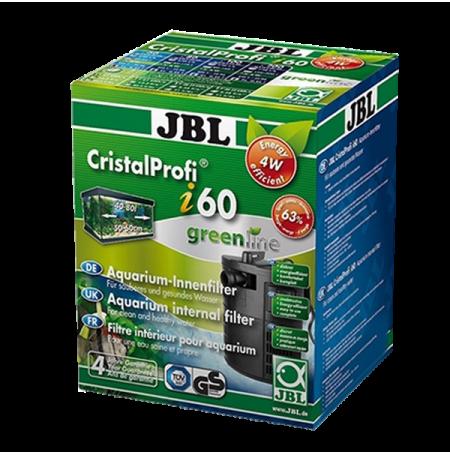 JBL Filtre CristalProfi i60 greenline pour Aquarium de jusqu'à 80 L