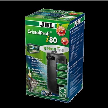 JBL Filtre CristalProfi i80 greenline pour Aquarium jusqu'à 110 L