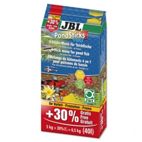 JBL Pond Sticks 4 in1 - 31,5l (5kg)