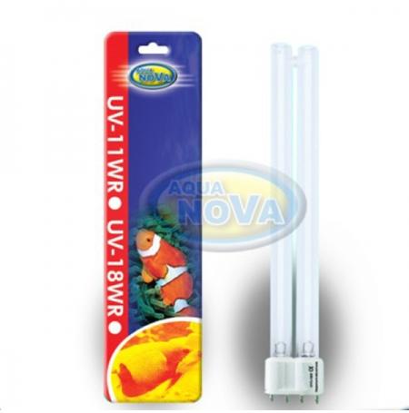 AQUA NOVA Lampe UV - 18 Watts