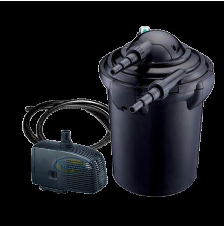 Aqua nova nfp 10 filtre pour bassin complet for Pompe bassin filtre