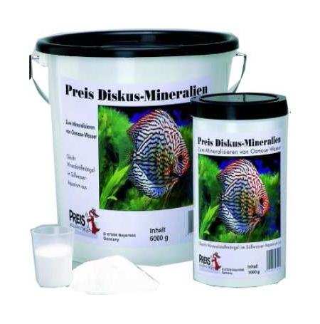 PREIS Sel Mineral Discus - 6 Kilos