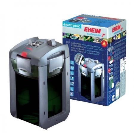 EHEIM Professionel 3 Electronique 450e - 2076 Filtre aquarium 240 à 450 L Débit : 1700 l/h