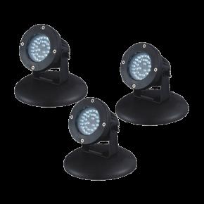 AQUA NOVA NPL2-LED3 - 3 Spots pour bassin