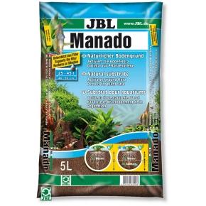 JBL Substrat de sol pour aquarium MANADO 5 Litres