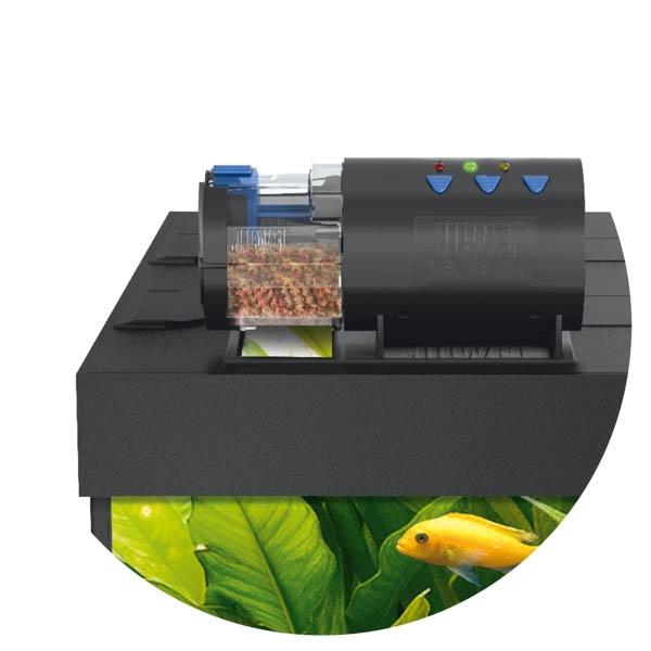 Juwel distributeur de nourriture automatique pour poissons for Alimentation automatique aquarium