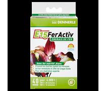DENNERLE Engrais E15 FerActiv - 10 tablettes