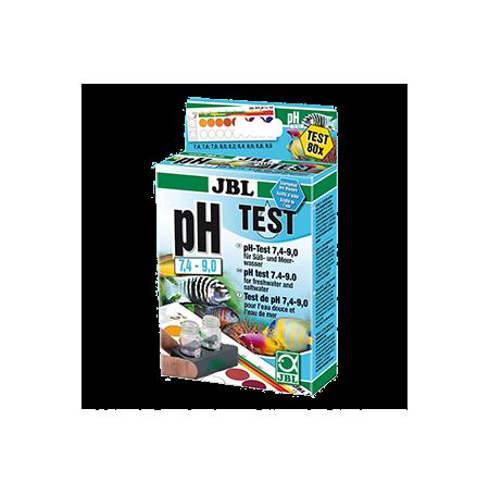 JBL Test PH échelle  7,4 - 9,0