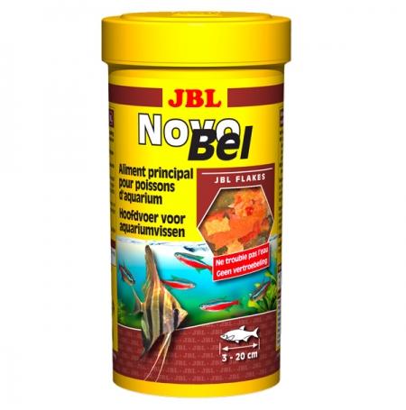 JBL Novobel 250 ml Nourriture principale poissons