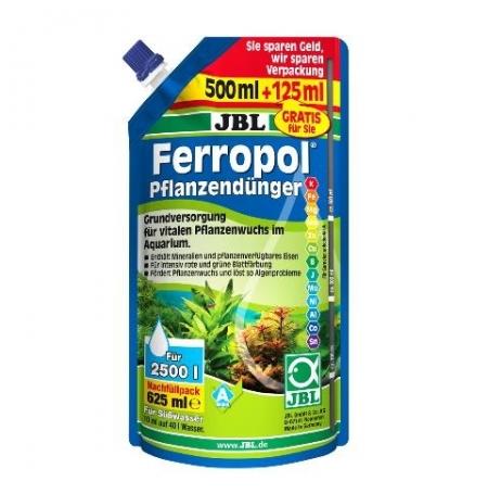 JBL Ferropol 500 ml + 125 ml gratuit