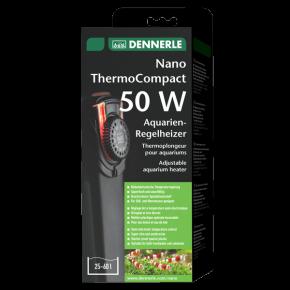 DENNERLE Nano ThermoCompact - Chauffage pour aquarium - 50 Watts