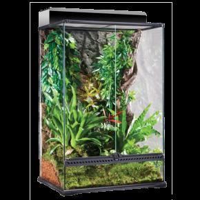 EXO TERRA Natural Terrarium Medium/X-Tall - 60x45x90 cm - Livraison gratuite