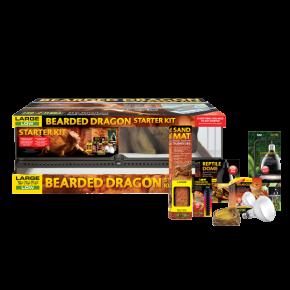 EXO TERRA Bearbed Dragon Starter Kit - 90x45x30cm - Livraison gratuite