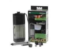 DENNERLE Filtre Nano Eckfilter Aquarium de 10 à 40L Débit : 150 l/h