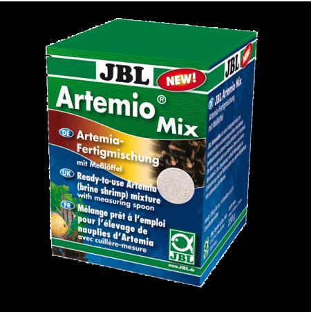JBL ArtemioMix  200 ml - Oeufs + Sel Pour Elevage d'Artemias - 230 g